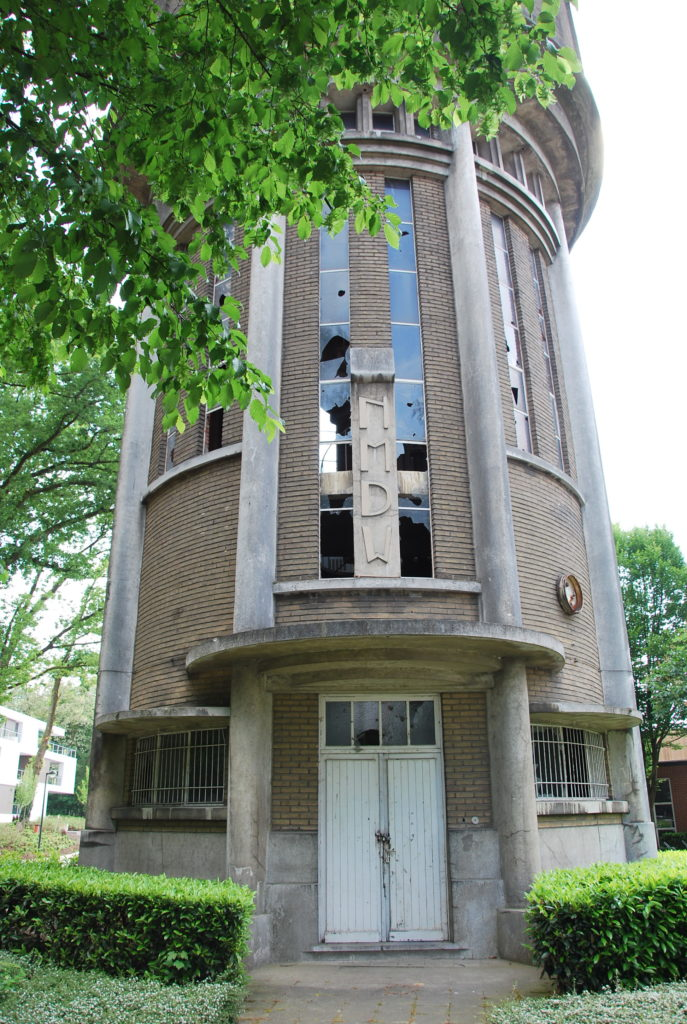 Nieuwe invulling Watertoren Bree