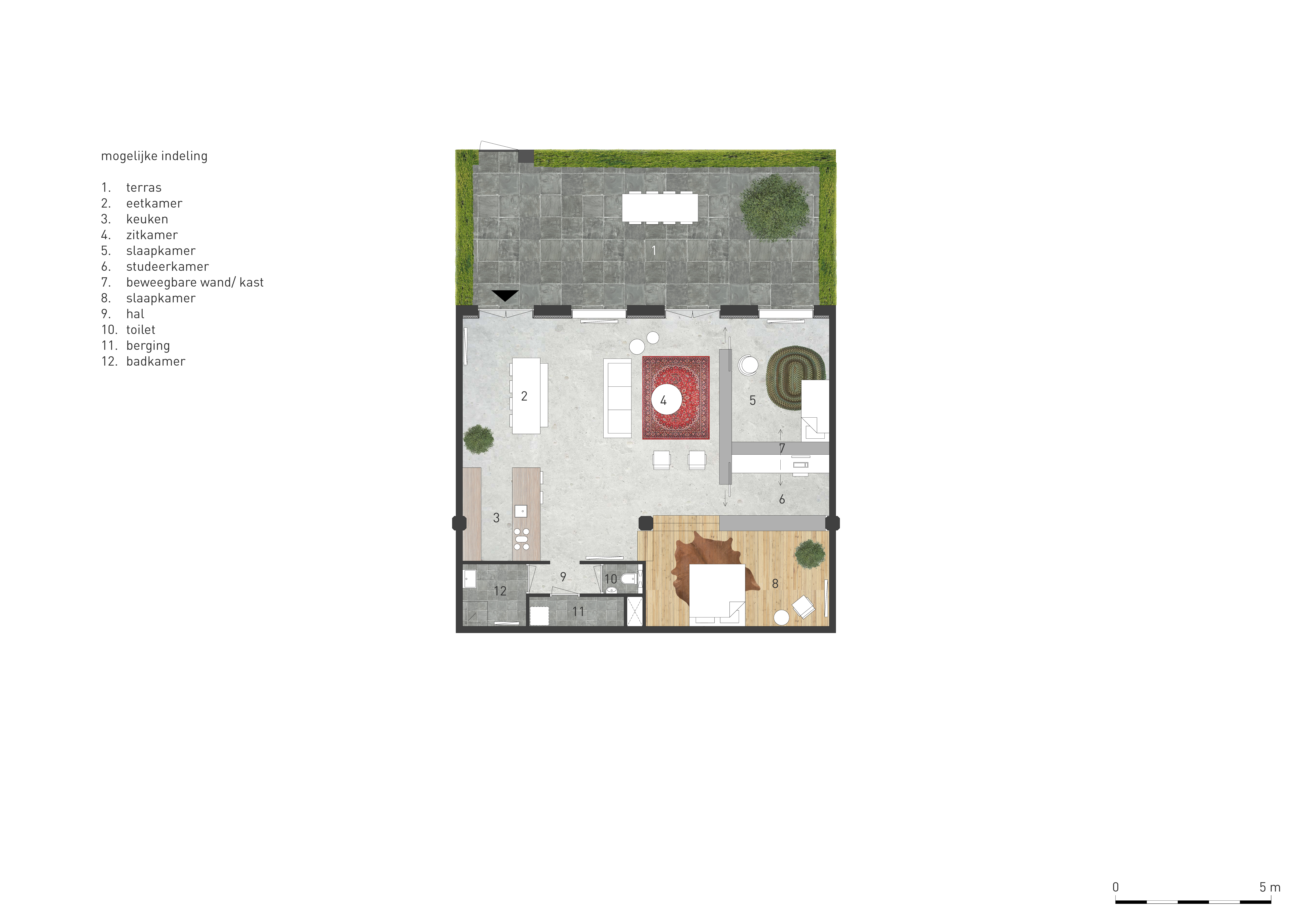 <p>Appartement 1</p>