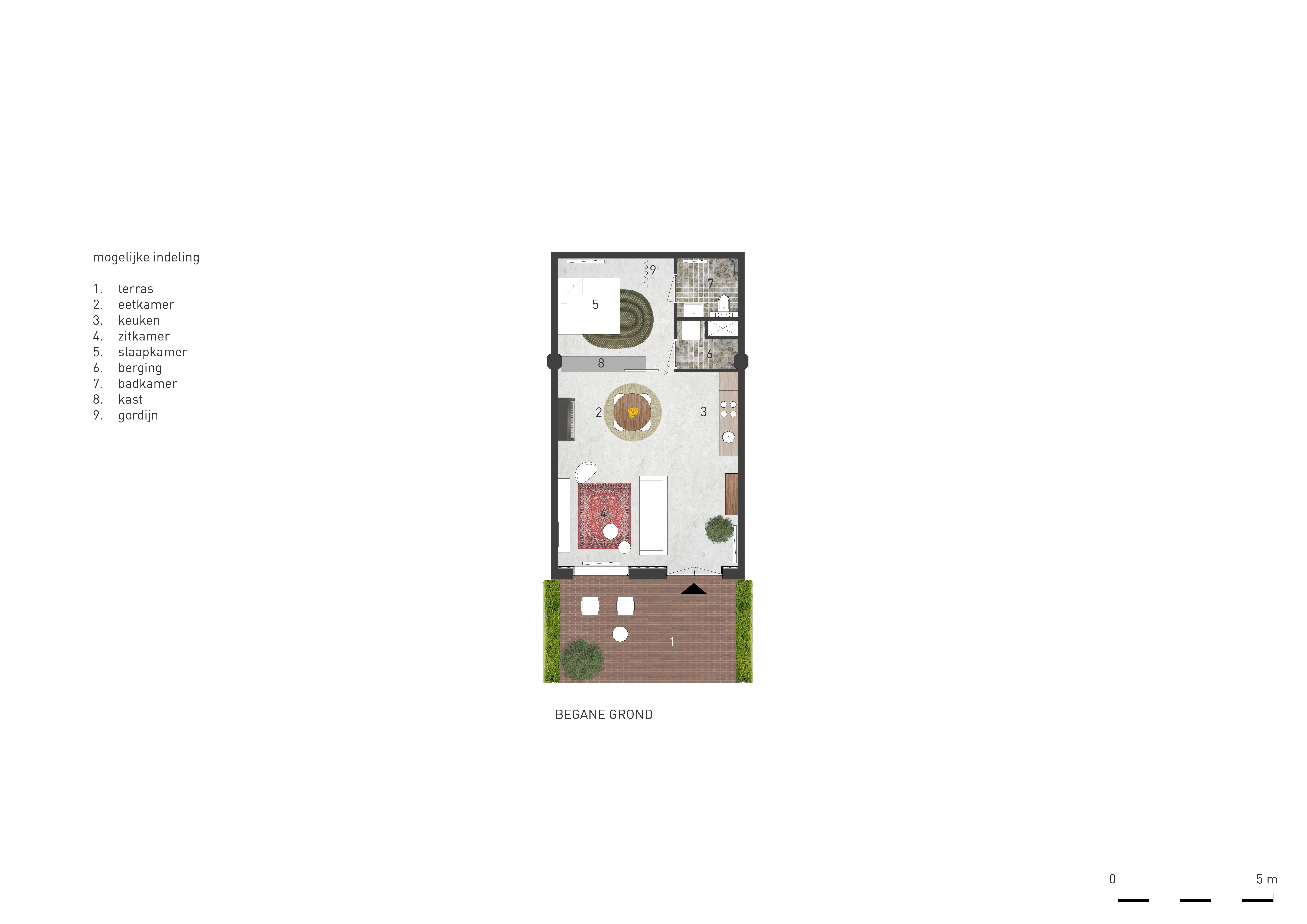<p>Appartement 3</p>