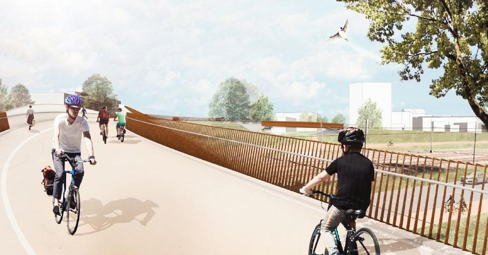 Bruggen Antwerpen door Ney en Partners