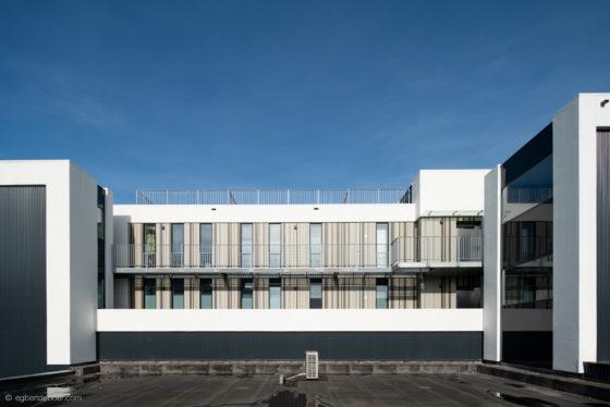 Woningen en winkel Herestraat Groningen – Urban Climate Architects