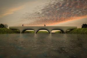 Nijmegen krijgt langste 3D-geprinte brug ter wereld
