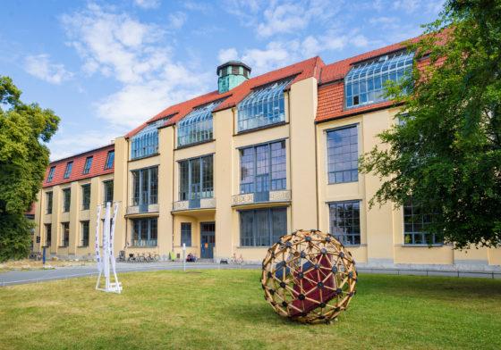 Terug naar oorsprong Bauhaus in Weimar
