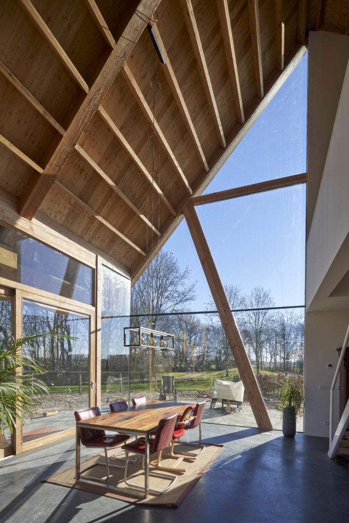 Schuurwoning Werkhoven door RV Architectuur
