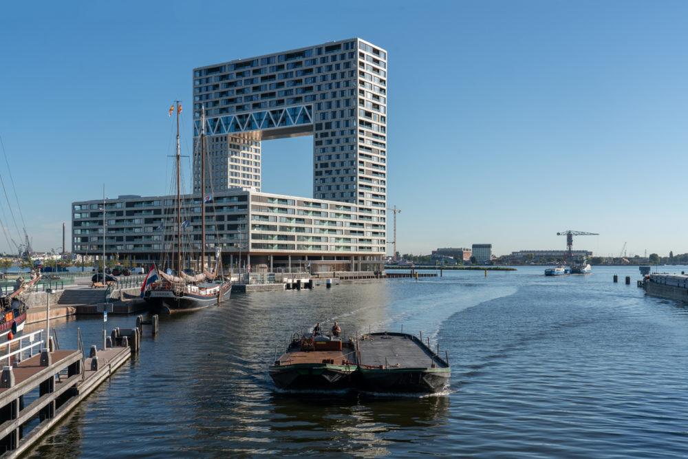 SELECT Nieuw baken aan het IJ: Pontsteiger in Amsterdam door Arons en Gelauff architecten