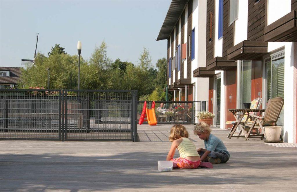 Nieuw Terbregge in Rotterdam door Mecanoo architecten, beeld Machteld Schoep