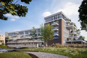Transformatie voor Nefkens-gebouw Amersfoort