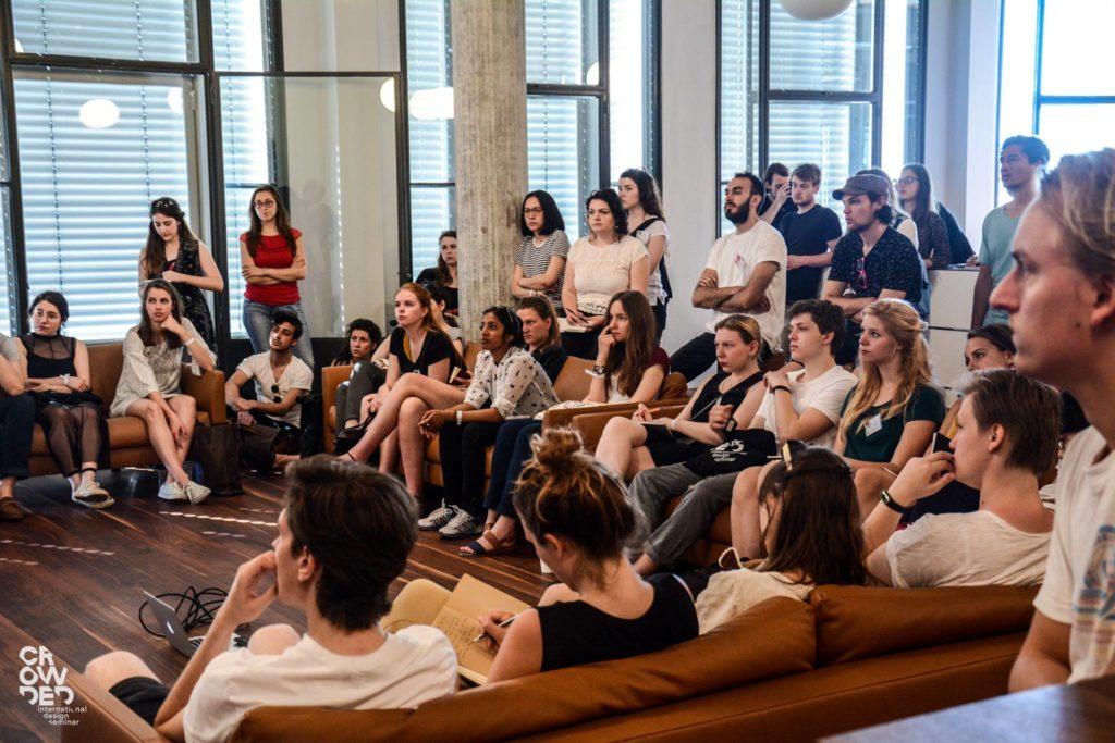 Bezoek aan KAAN Architecten tijdens INDESEM 2017