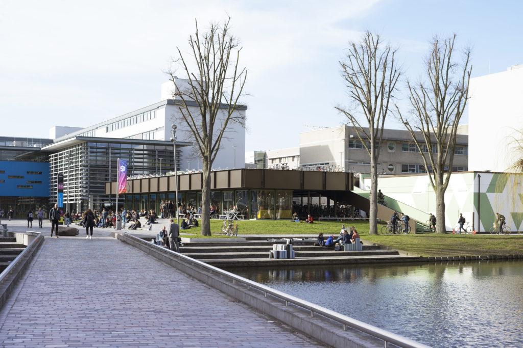 Coffee and Bikes Delft door Biq-BureauVanEig, beeld Riccardo di Vecchi