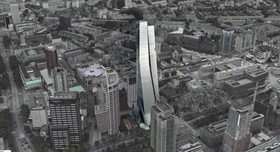Archi-Tectonics – Blaak Tower Rotterdam