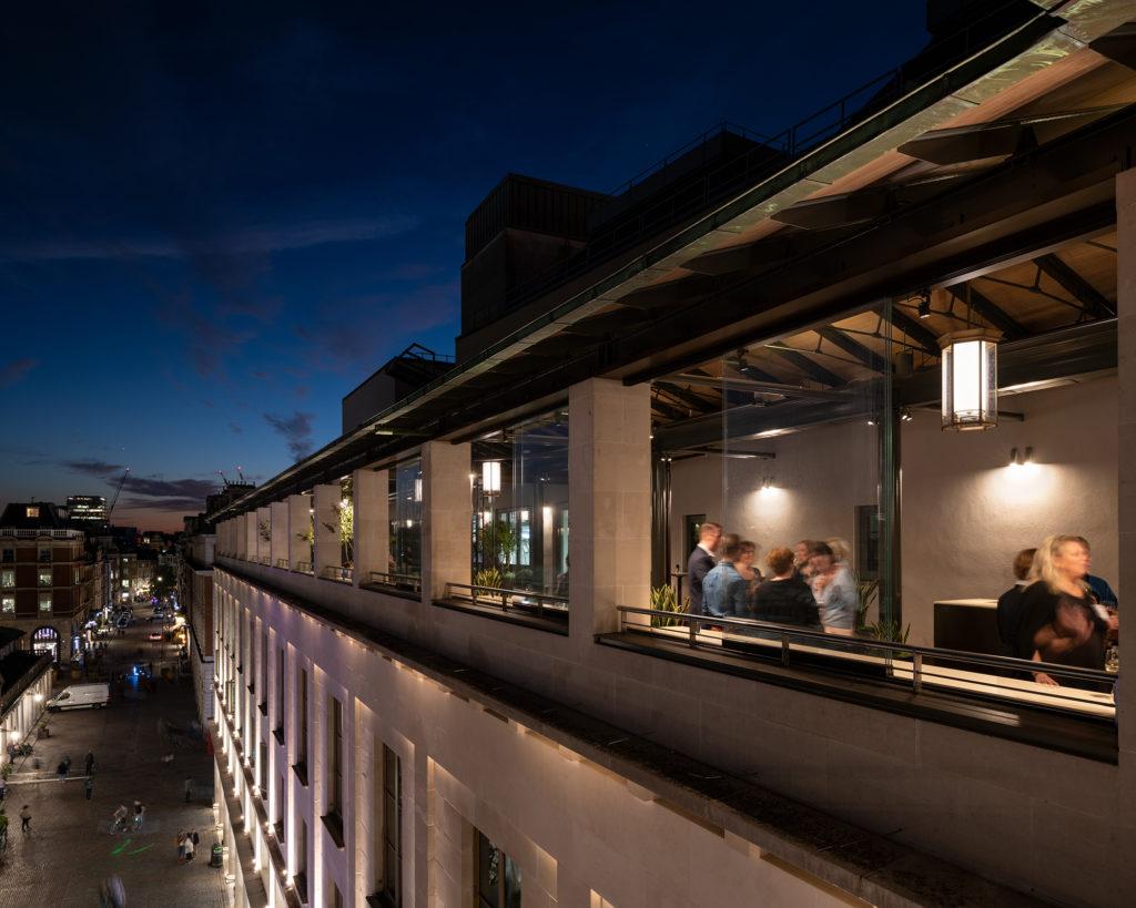 Royal Opera House London - Stanton Williams/ Studio Linse/ Drinkal Dean. beeld James Newton