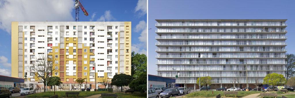 Transformatie van 530 woningen in Grand Parc Bordeaux door Lacaton & Vassal architectes, Frédéric Druot Architecture en Christophe Hutin Architecture, beeld Philippe Ruault