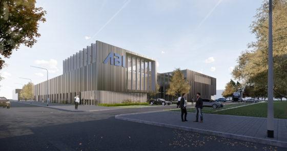 RoosRos Architecten wint selectie voor nieuwbouw ABI in Haarlem
