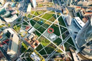 SELECT Stadspark van lijnen, velden en kamers: Biblioteca degli Alberi in Milaan door Inside Outside Petra Blaisse