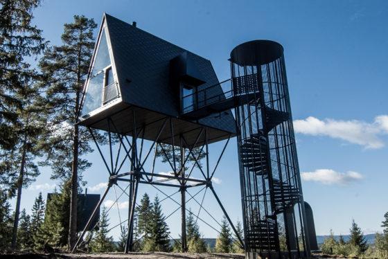 Blog – PAN Treetop Cabin door Espen Surnevik