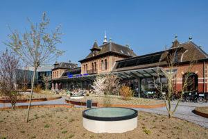 Transformatie Het Oude stationsgebouw van Delft – Braaksma & Roos Architectenbureau