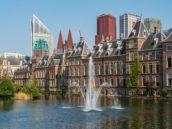 Deze architecten werken aan de renovatie van het Binnenhof