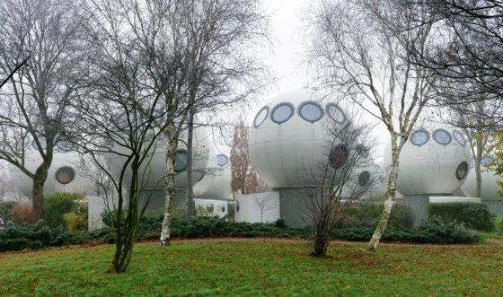 Lezing Experimentele woningbouw '68-'80