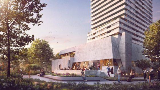 Bouw BunkerToren Eindhoven start definitief