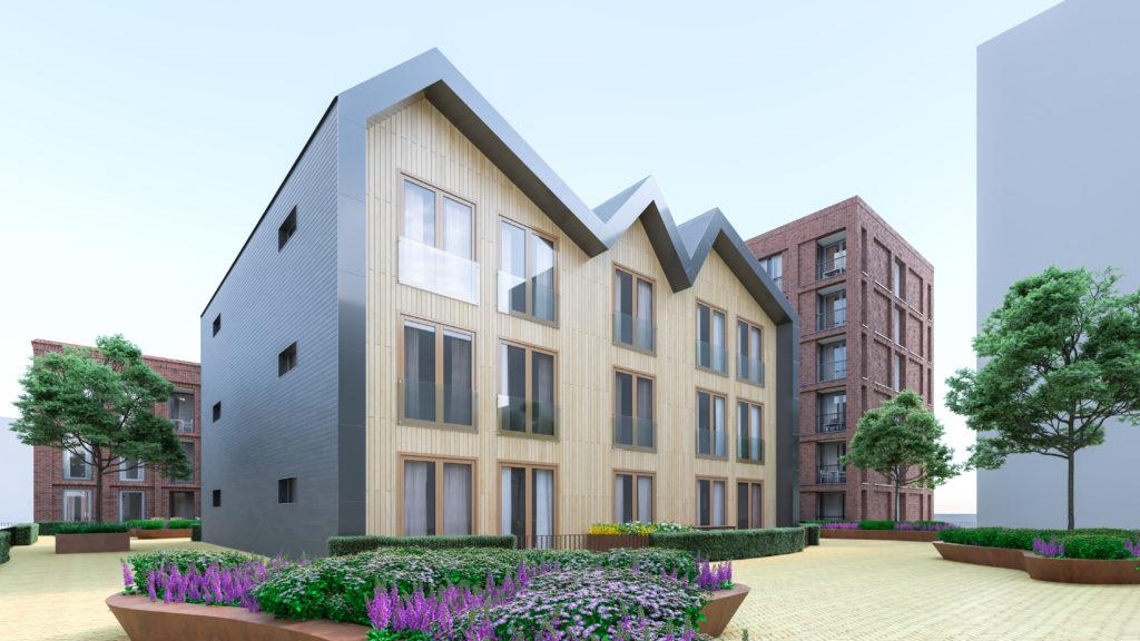 De Loods Zaanstad-FKG Architecten aan de zaan