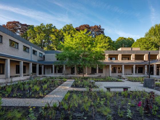 Tentoonstelling Een huis voor de geest – Architectuur van Dom Hans van der Laan & Jan de Jong