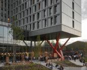 Blog – Gemeenschappelijk wonen: Collective Old Oak in Londen door PLP Architects en DH Liberty