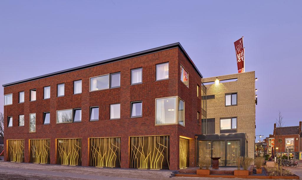 Hotel t Voorhuys Emmeloord Korfker Architecten