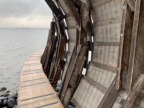 ARC19: Vogelkijkhut Bliek op het Haringvliet – RO&AD architecten