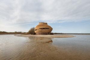 ARC19: Vogelobservatorium 'T IJ Haringvliet – RAU en RO&AD Architecten