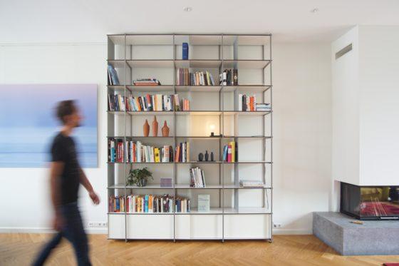 Dikke Planken Boekenkast.Arc19 Offset Bookcase Alexandra Izeboud Design De Architect