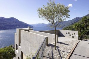 Blog – Monolitische woning aan het Lago Maggiore