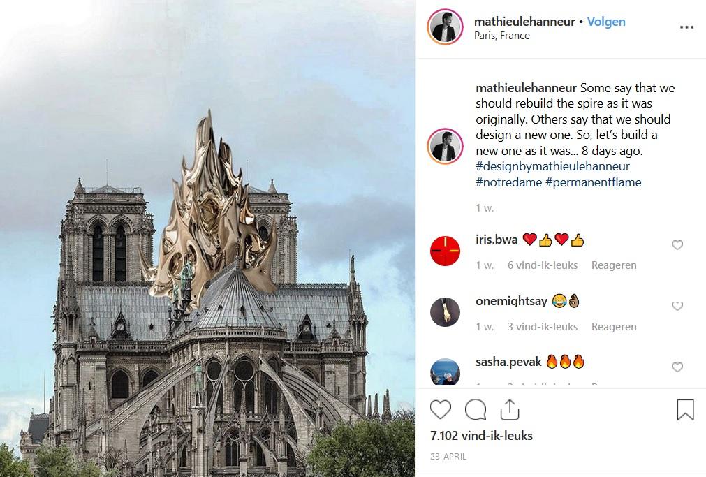 Lehanneur Notre Dame