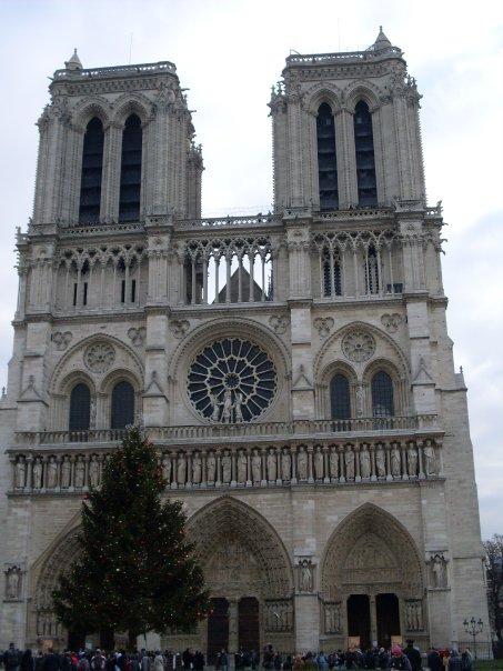 Notre Dame Parijs 2008