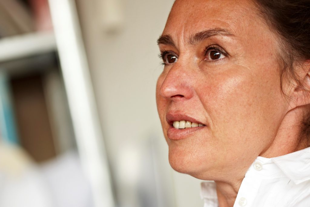 Ellen van Loon (OMA), beeld Frans Strous