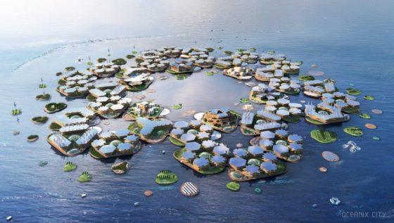 In beeld – Drijvende gemeenschap voor 10.000 inwoners