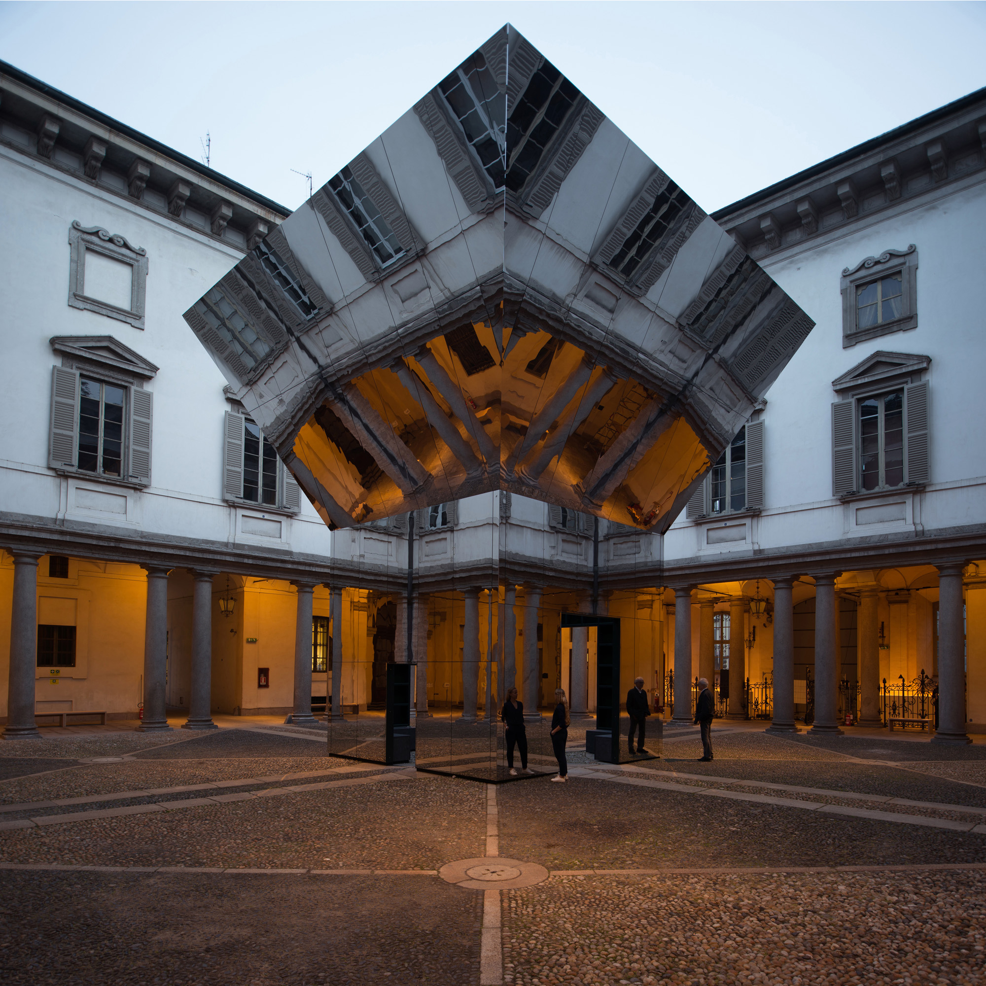 <p>Echo Pavillion Milan &#8211; Pezo Von Ellrichshausen </p>