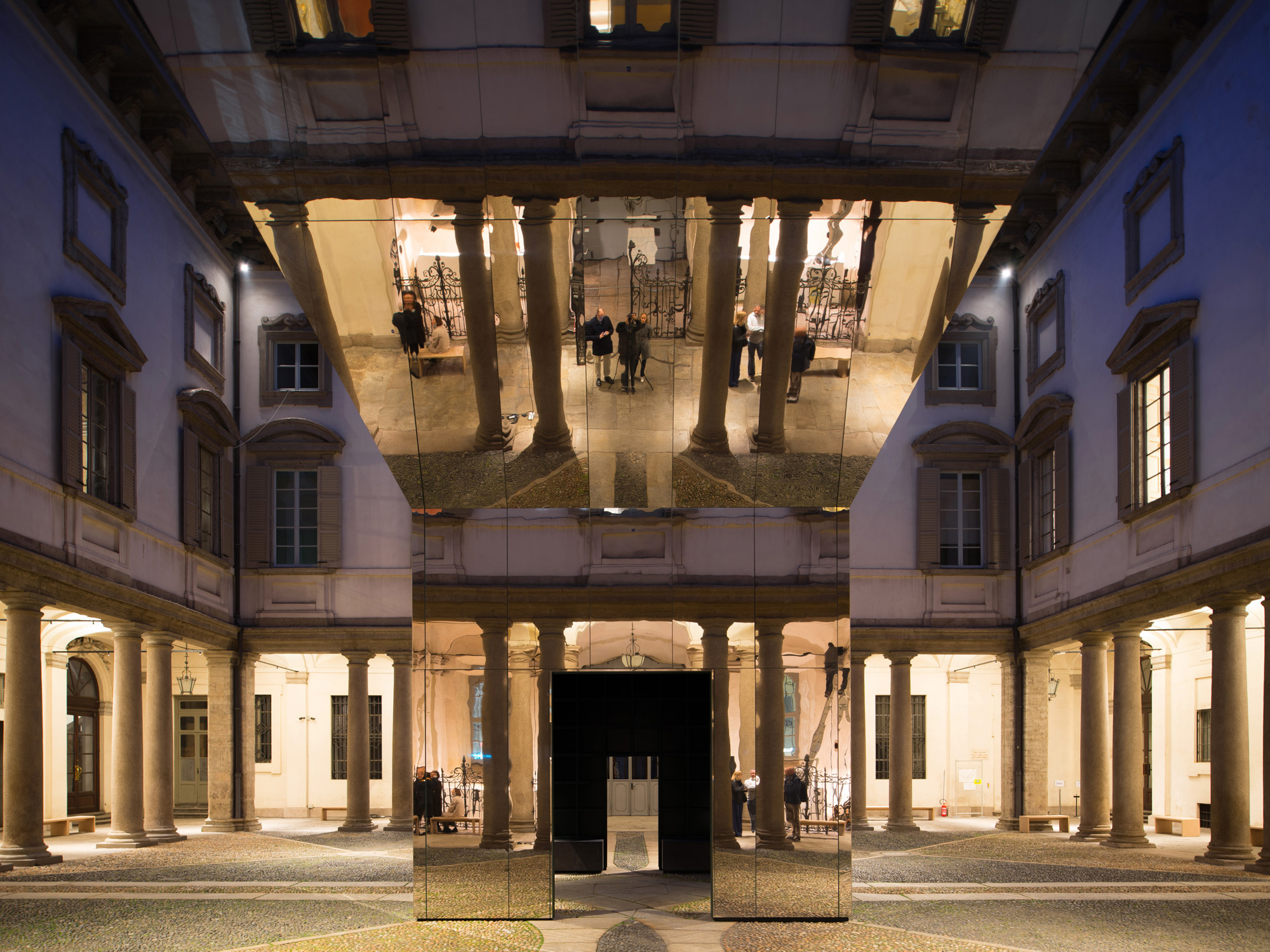 <p>Echo Pavillion Milan – Pezo Von Ellrichshausen </p>