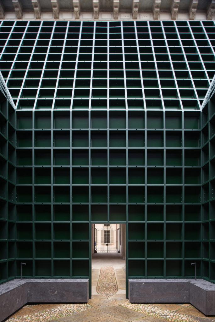 Echo Pavillion Milan - Pezo Von Ellrichshausen