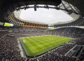 Update – Stadion Tottenham Hotspur ingewijd met overwinning