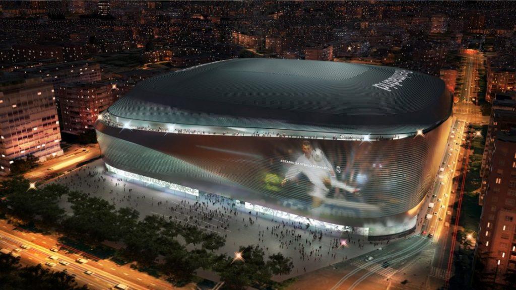 RealMadrid_Estadio Bernabeu