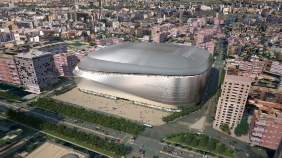 Verbouwing Estadio Bernabéu kost 500 miljoen