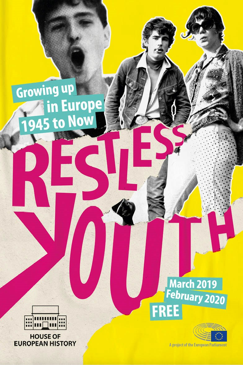 Restless Youth Tinker Imagineers House vd Europese geschiedenis