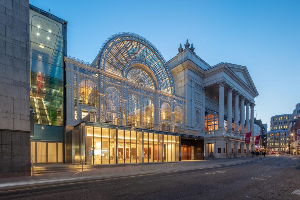 Royal Opera House London - Stanton Williams/ Studio Linse/ Drinkal Dean. beeld Luke Hayes