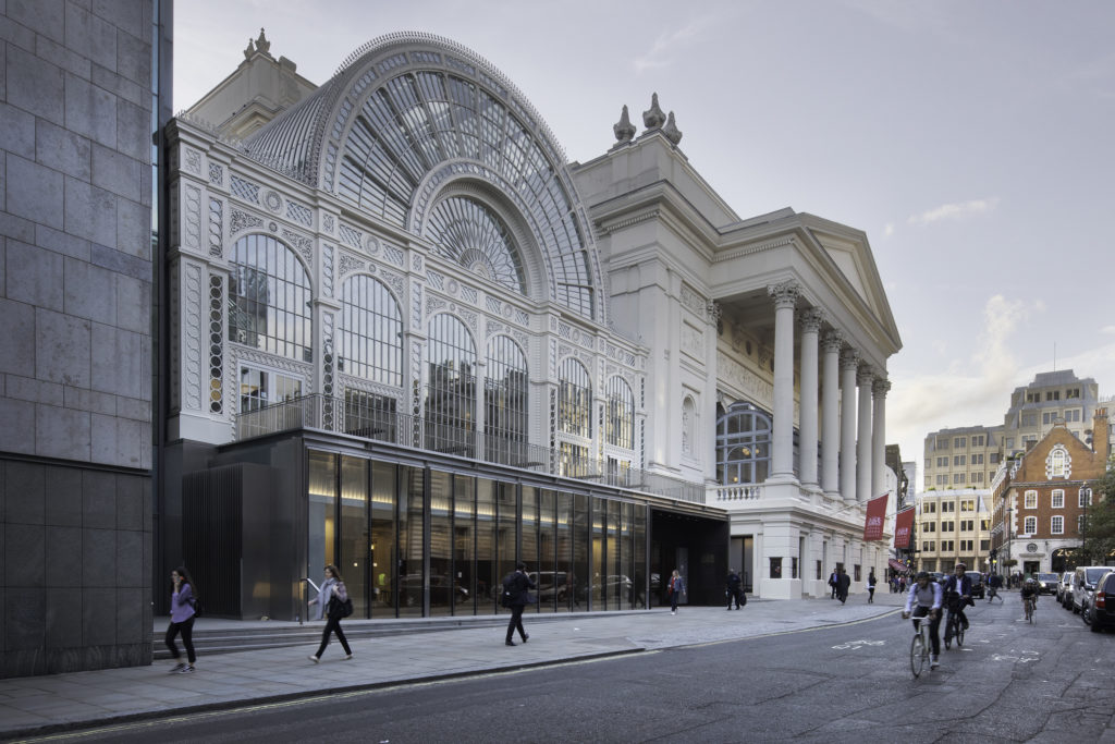 Royal Opera House London - Stanton Williams, Studio Linse. beeld Luke Hayes