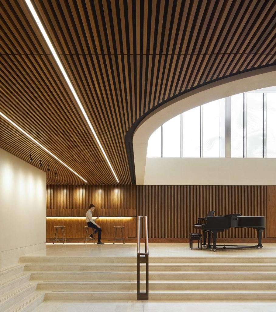Royal Opera House London - Stanton Williams, Studio Linse. beeld Hufton Crow