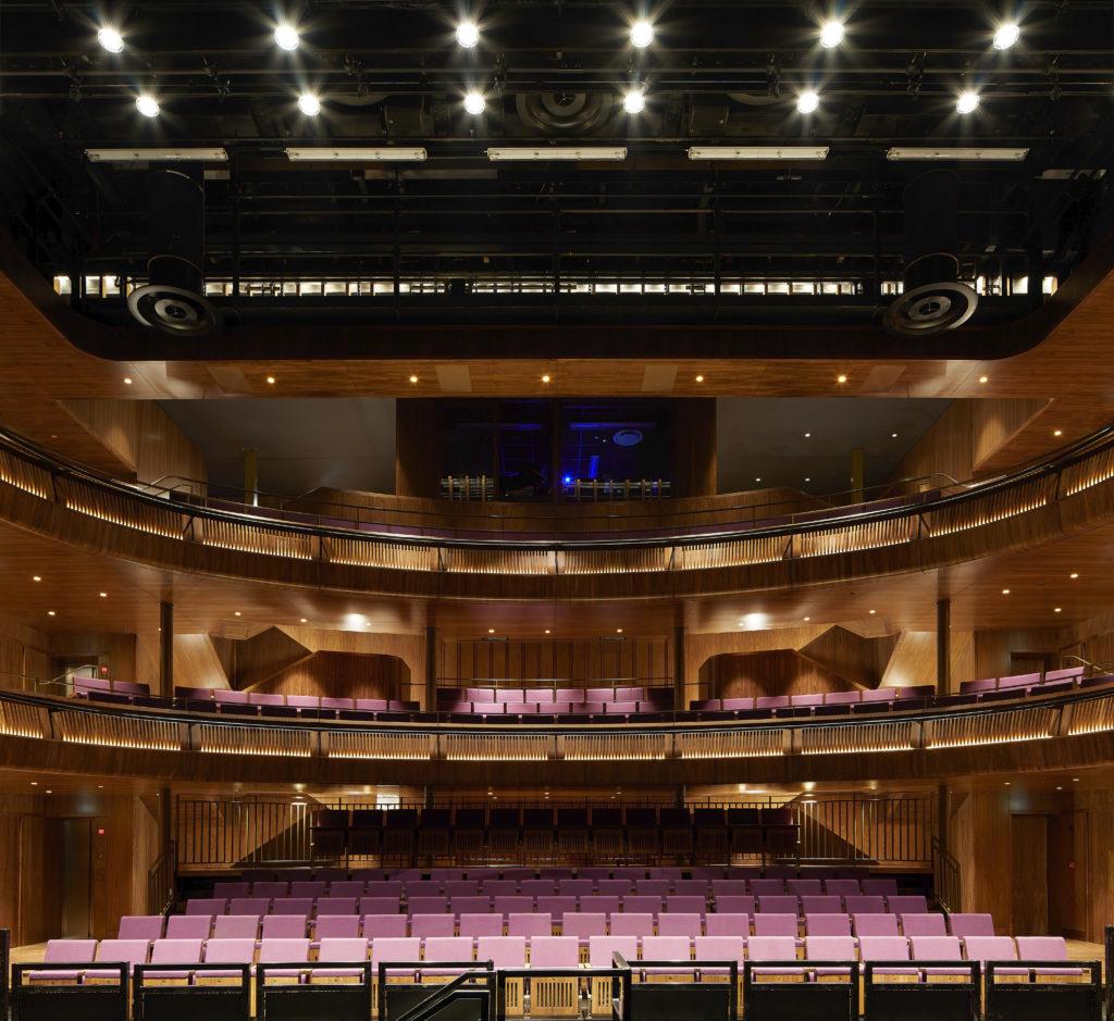 Royal Opera House London - Stanton Williams/ Studio Linse/ Drinkal Dean. beeld Huften Crow