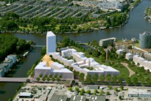 Start selectieprocedure kavel 8a in Amstelkwartier met middeldure huurwoningen
