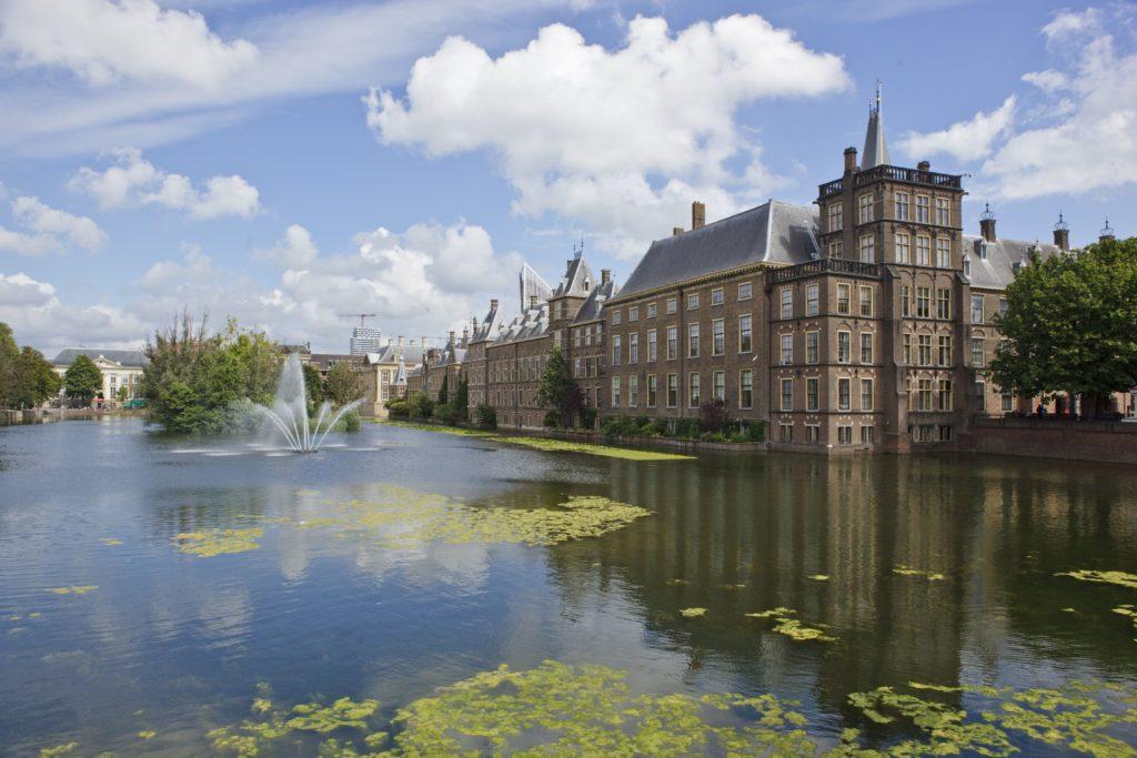Renovatie Binnenhof Den Haag, beeld Jurjen Drenth