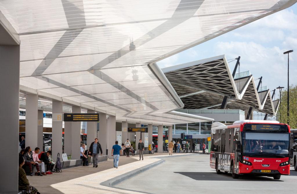 cepezed busstation Tilburg
