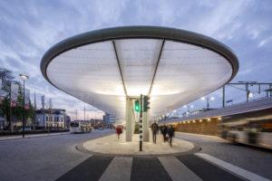 Busstation Tilburg – cepezed